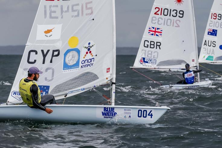 Kontides crowned world champion in Laser category