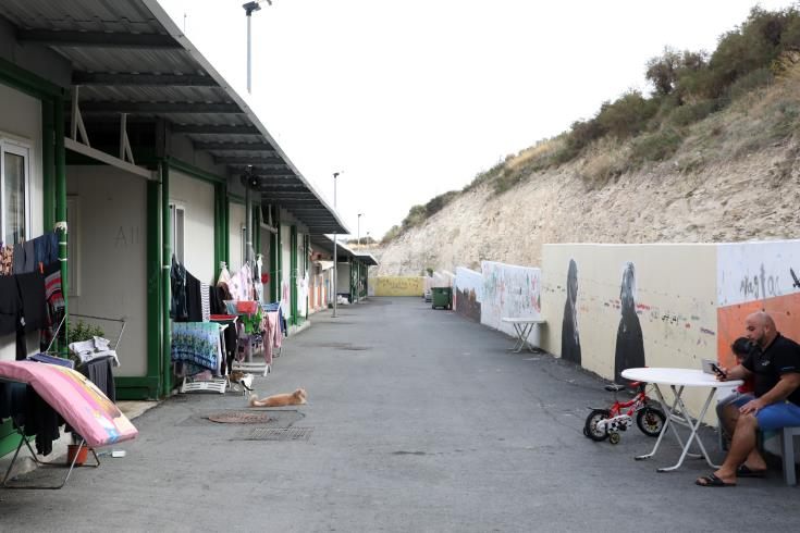 Cyprus to build more reception facilities for asylum seekers