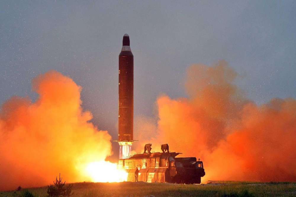 Leaked UN report claims North Korea's nuclear program still active