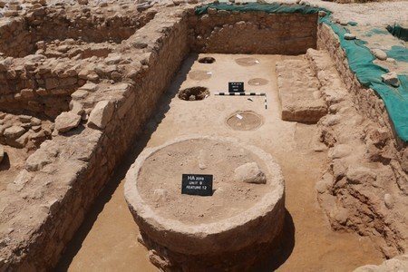 Historical discovery on the citadel of Ancient Paphos (Kouklia-Palaepaphos)