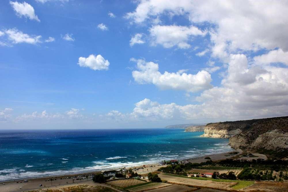Kourion Beach - Blue Flag