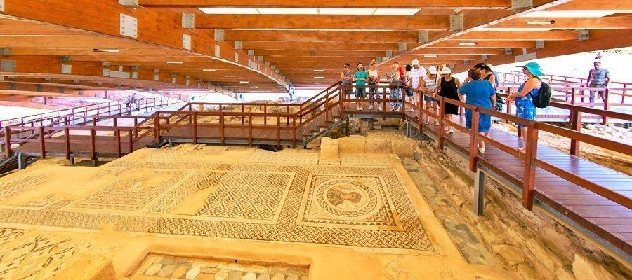 Kourion Mosaics