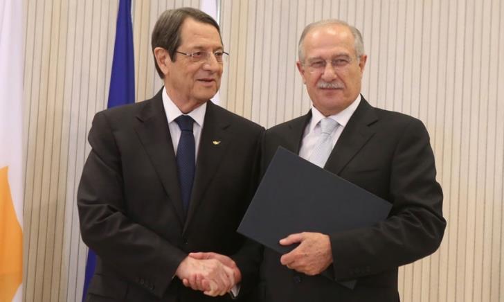 New government spokesman Koushos apologises to women