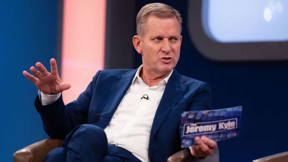 UK's ITV axes 'Jeremy Kyle Show' after death of participant