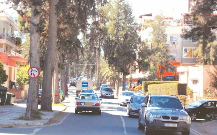 Revamp for Nicosia's Kyriakou Matsi avenue