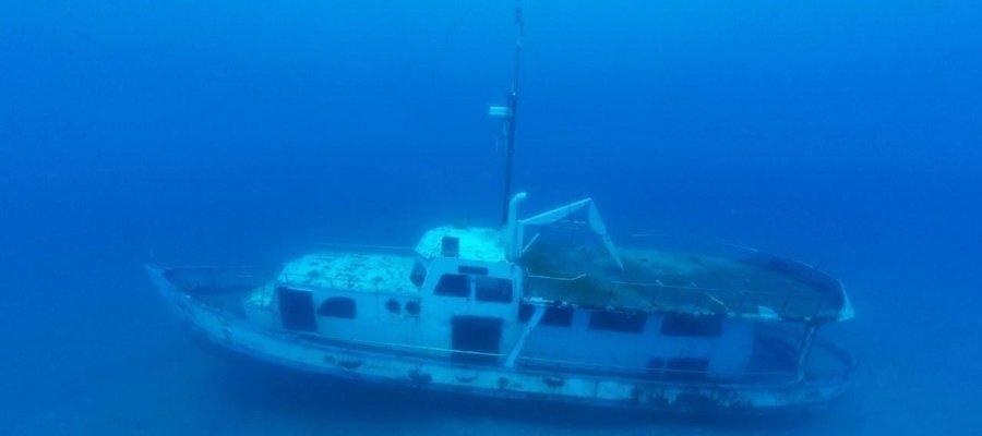 Laboe Cruise Vessel Diving Site