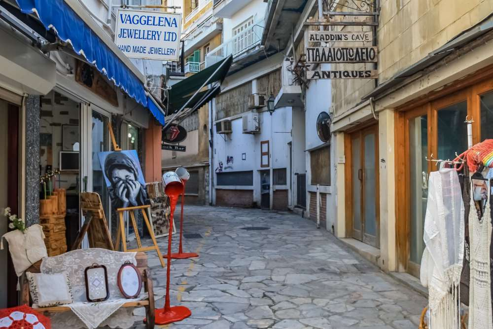 Events and Traditional occupations in Laiki Geitonia Neighbourhood in Lefkosia - May 2019