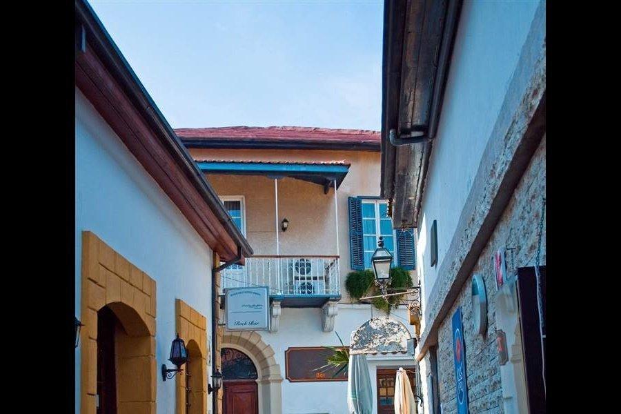 Traditional City Quarter (Laiki Yeitonia)
