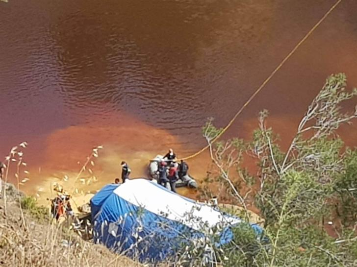 Second body retrieved from Mitsero lake
