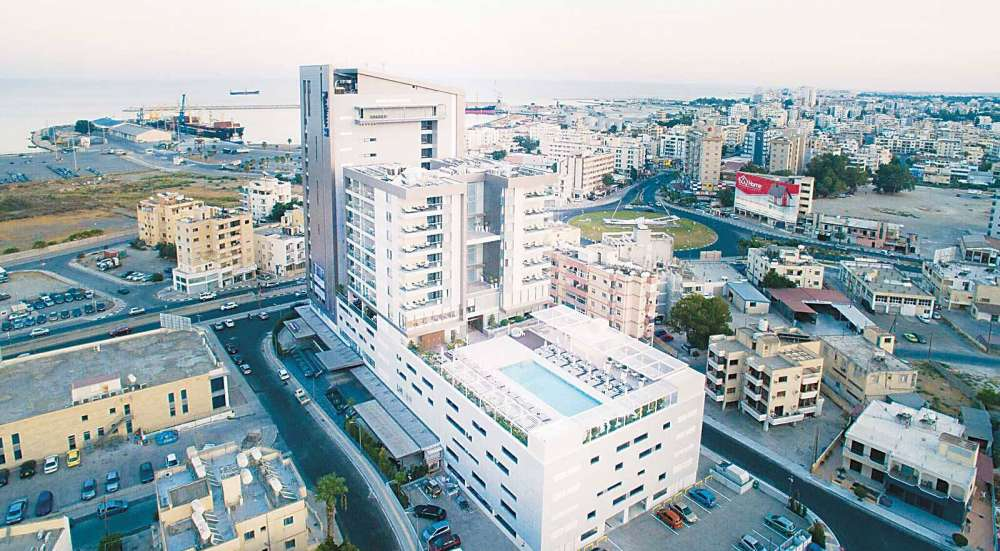 Larnaca to get 20 storey tower