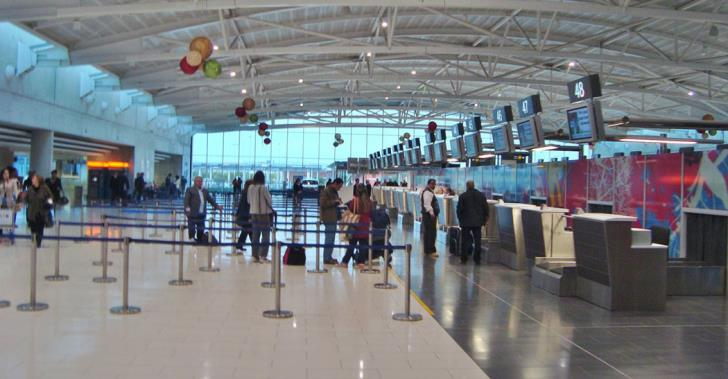 50 year old arrested in Larnaca airport for break-in