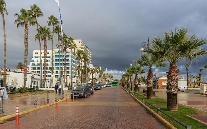 Changes in the heart of Larnaca