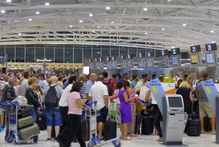 August 19 busiest day at Cyprus' airports