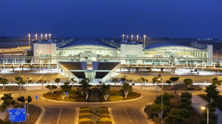 Coronavirus: Passenger with fever being examined after arrival at Larnaca