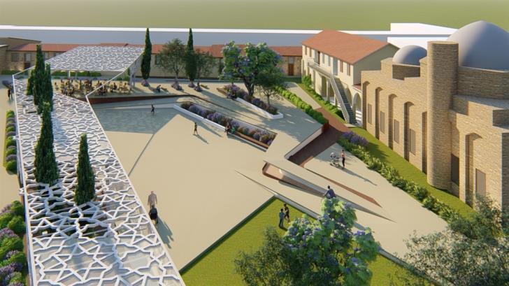 Larnaca Municipality announces Zouhouri Square upgrade