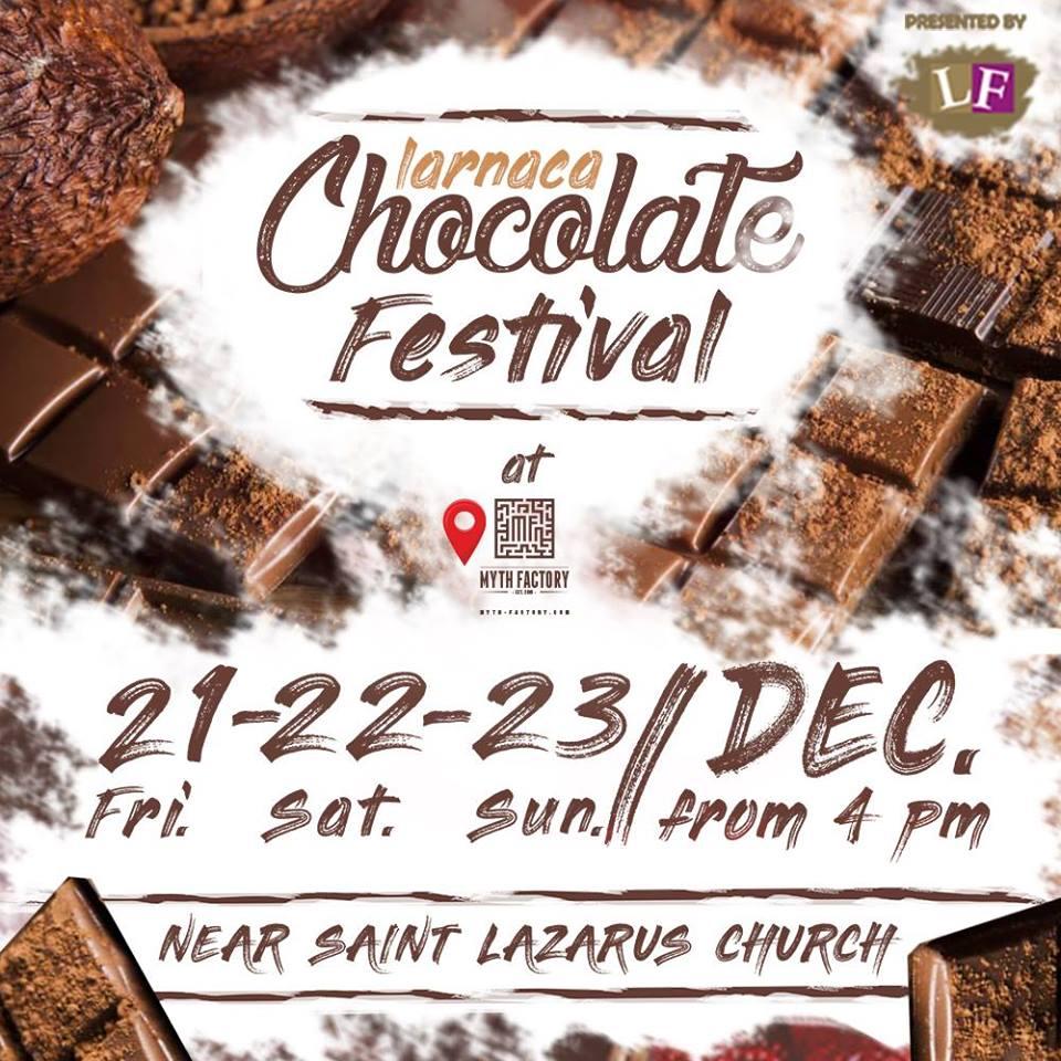 Larnaca Chocolate Festival 2018