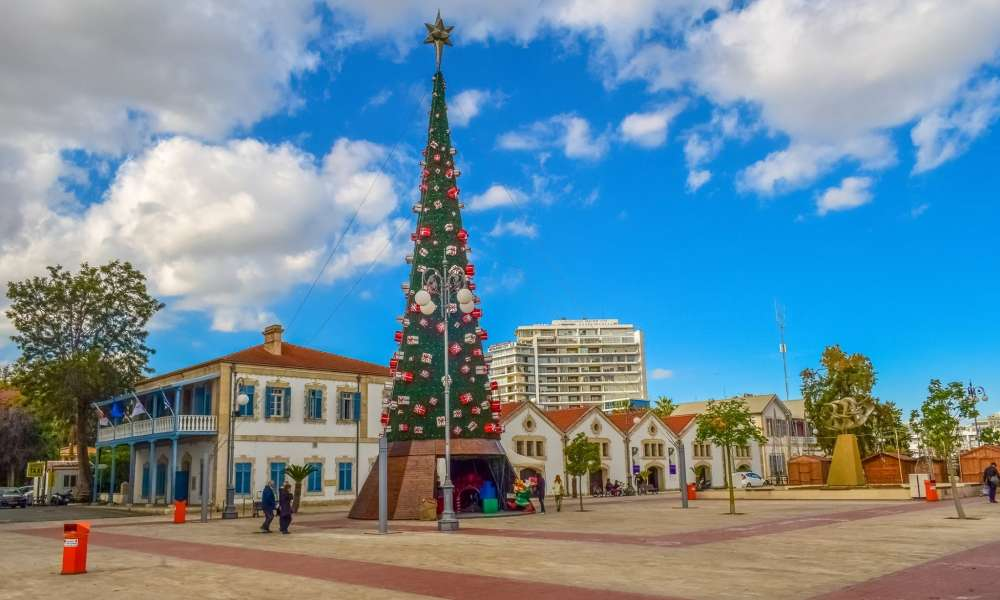 Christmas Time: Festive pictures from all over Cyprus