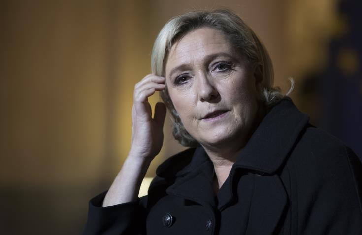 French judges order seizure of €2m of subsidies due to Le Pen's party