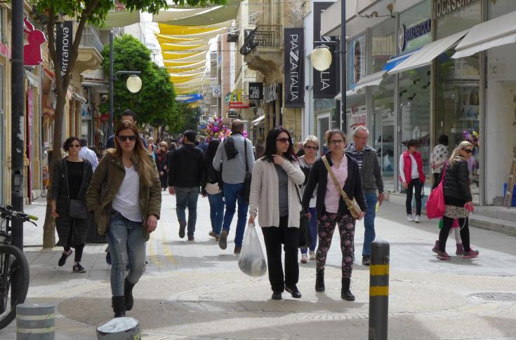 Economic sentiment in Cyprus improves in November