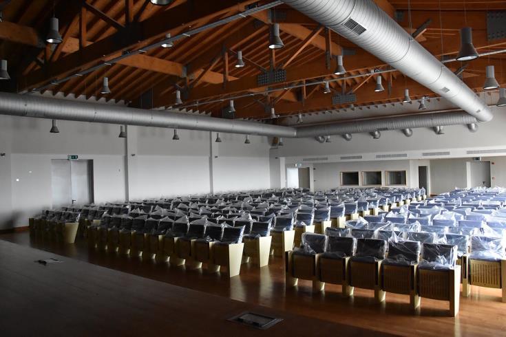 Lefkara's €1.5m conference centre 'ready in March'