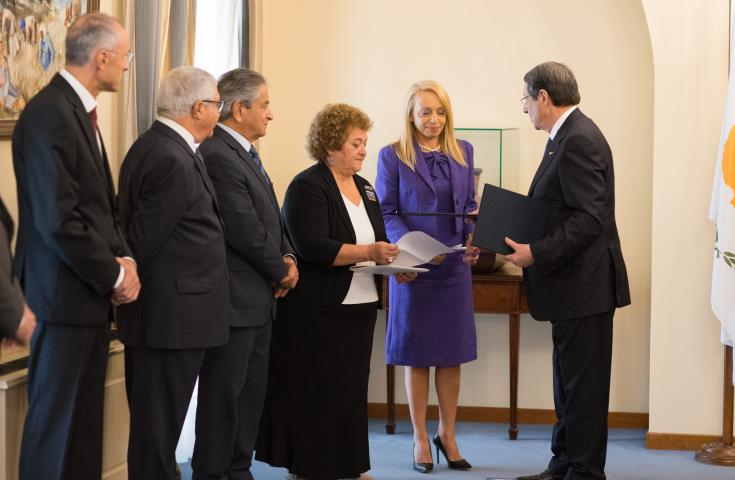 Legislation and Children's Rights Commissioners sworn in