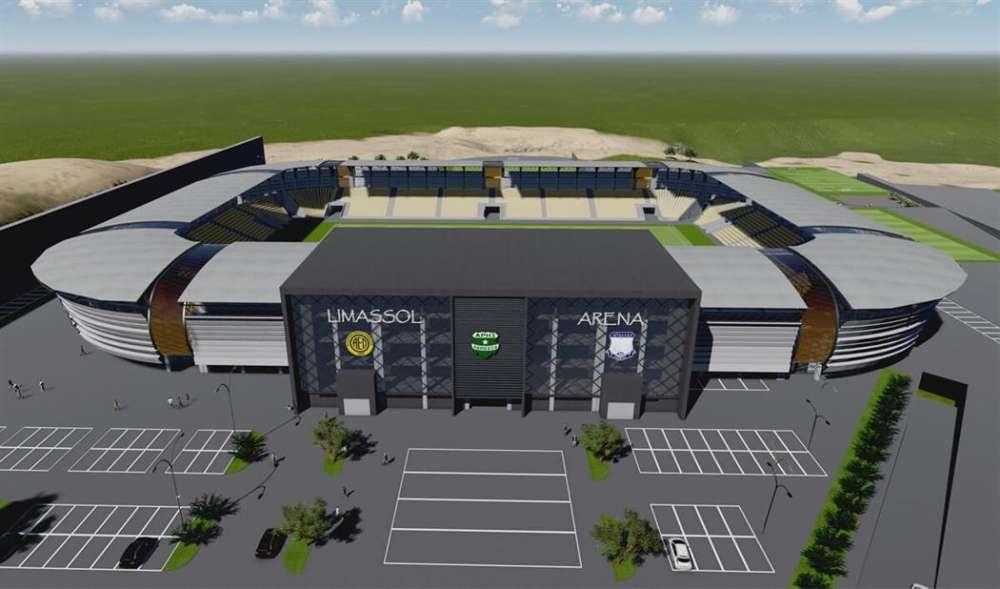 Limassol Stadion