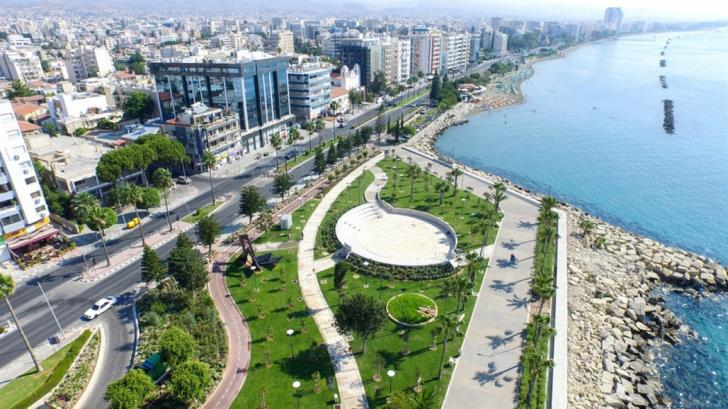 Limassol municipality to upgrade coastal front