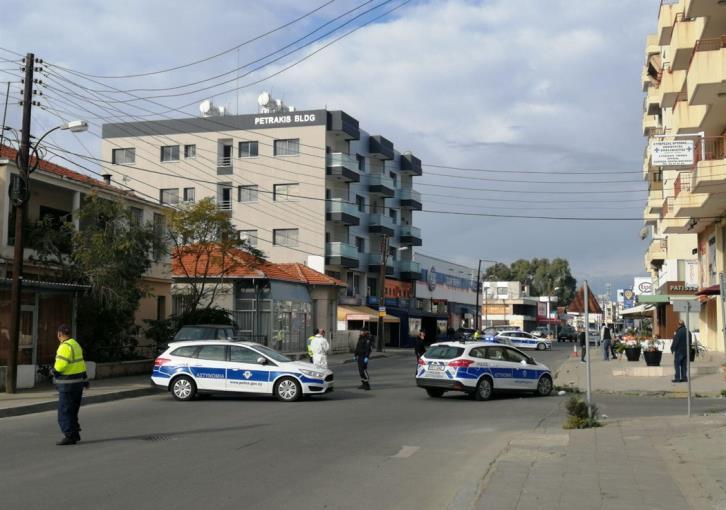 Limassol:  89 year old pedestrian dies after being hit by car