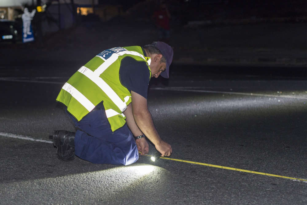 Limassol Municipality says lights on April 1 road upgraded in 2018