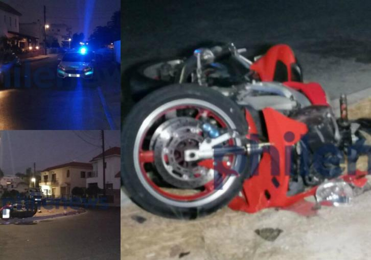 Limassol: 11 year old girl hospitalised after road collision