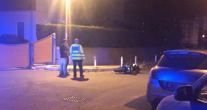 19 year old biker killed in Limassol