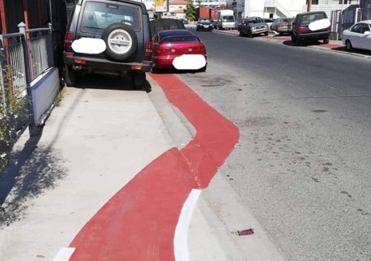 Limassol's cycle lane bungle: Report finds 'omissions and errors'