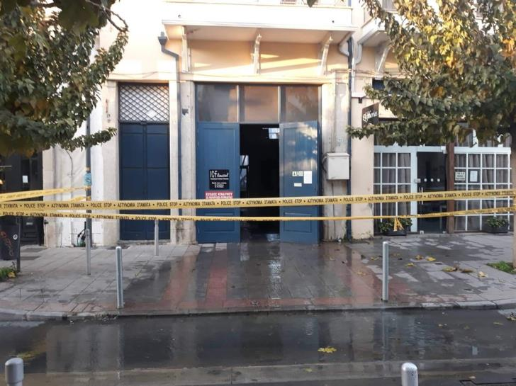 Limassol: Fire in premises used as place of worship (video)