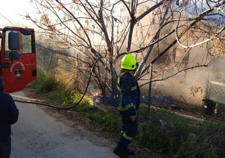 Limassol: Man suffers minor burns after mattress catches fire