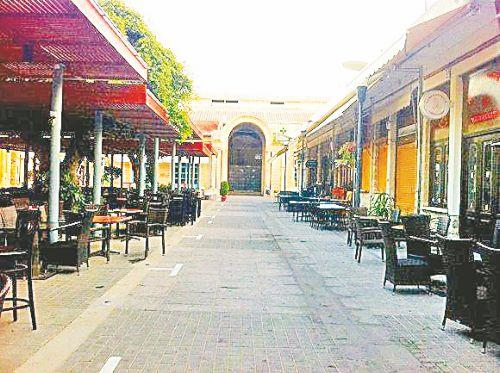'New look' for Limassol's municipal market