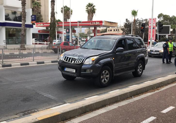 Update: Pedestrian critical after being hit by car in Limassol