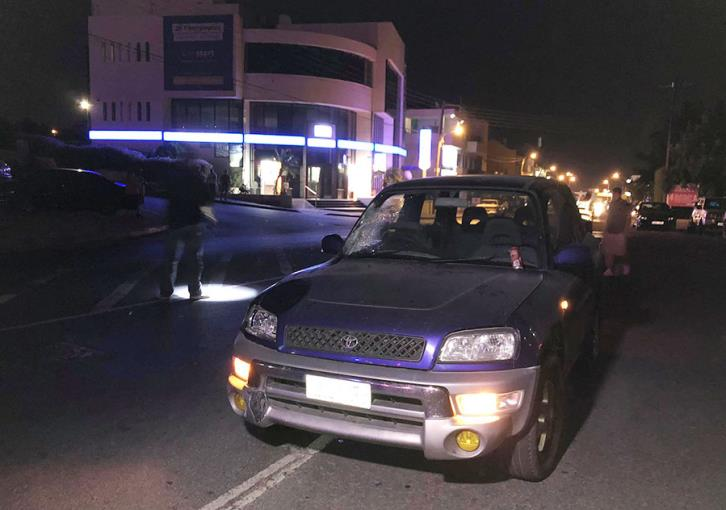 New road fatality with pedestrian in Limassol