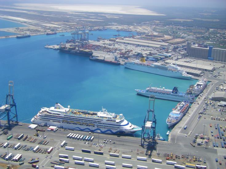 Coronavirus: Cruise ship that put Limassol port authorities on alert has department
