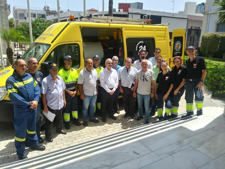 Limassol Municipality sets up rapid response team