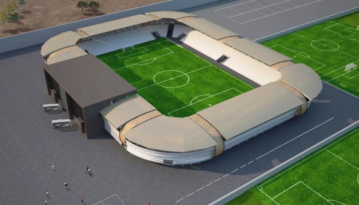 Cyprus Government to launch procedures for Limassol stadium construction