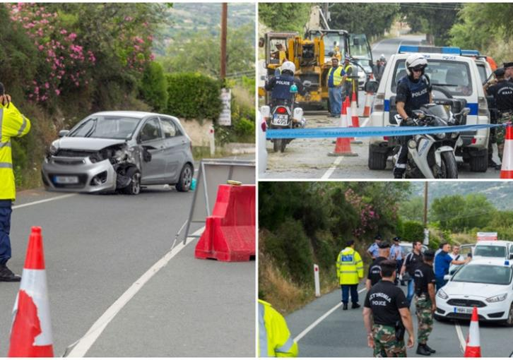 Elias Mouzou arrested over Limassol gangland shooting against police officers (pics)