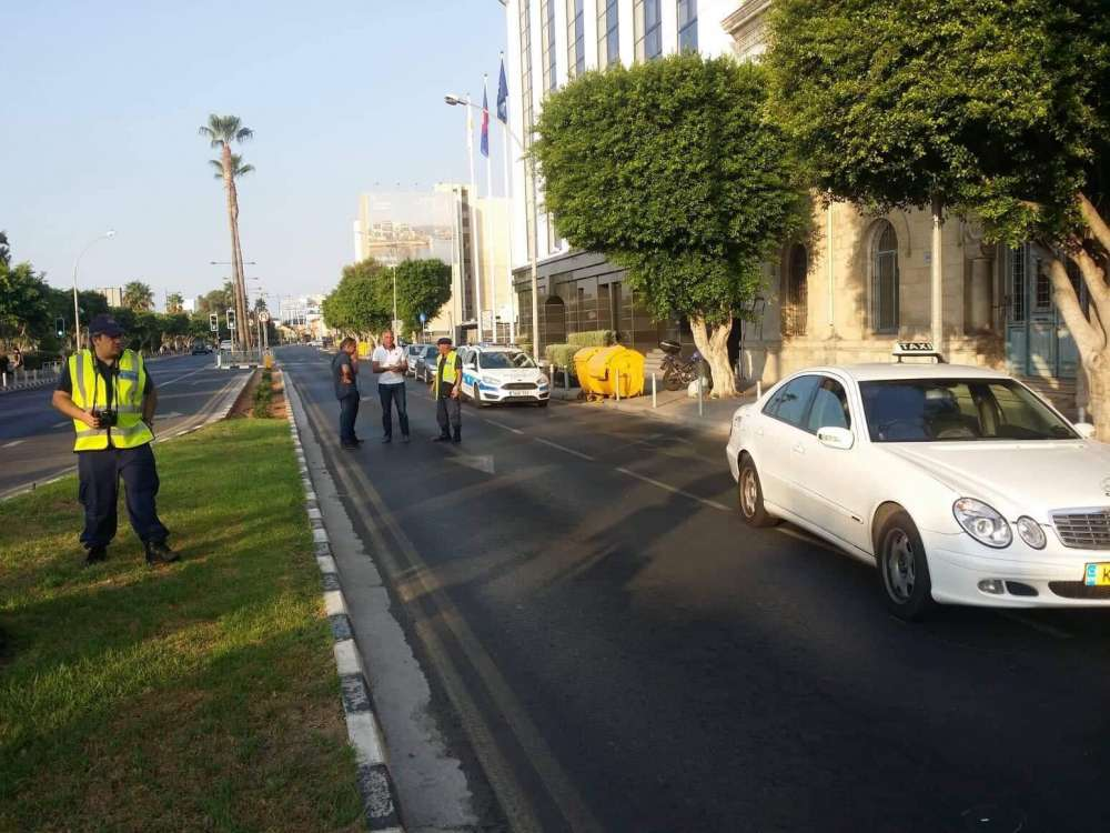 Limassol: Elderly man dies after being hit by car
