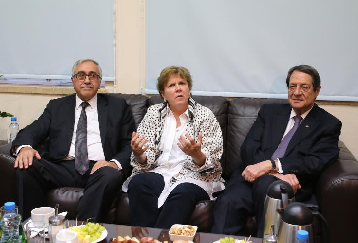Next steps in Cyprus talks to be defined during Guterres' separate meetings with leaders in NY