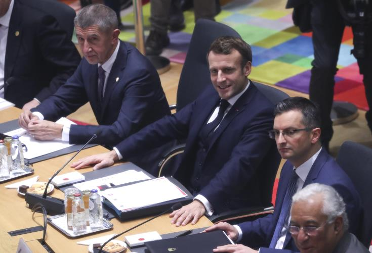 EU28 reach conclusions on Climate Change and Multi-annual Budget