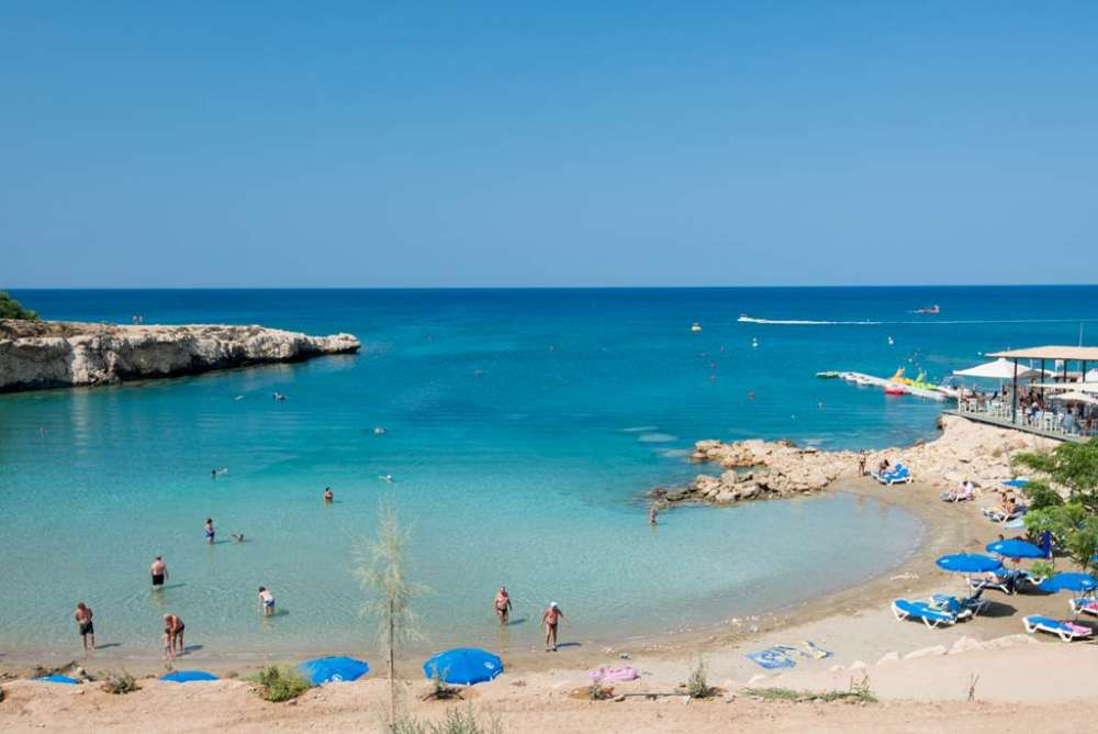 Beach and underwater clean up in Protaras on Saturday