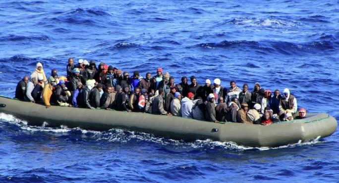 Armed Forces of Malta rescue 120 migrants