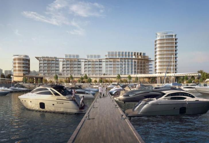 This is how Paralimni marina will look like (photos)