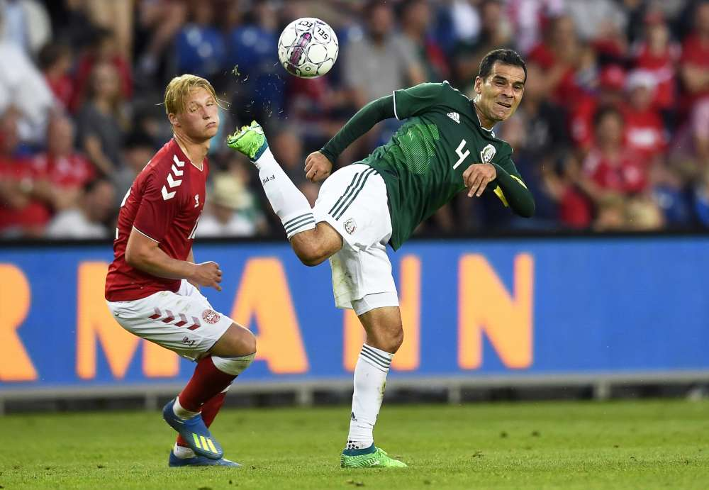 Mexico taking Rafael Marquez to world cup