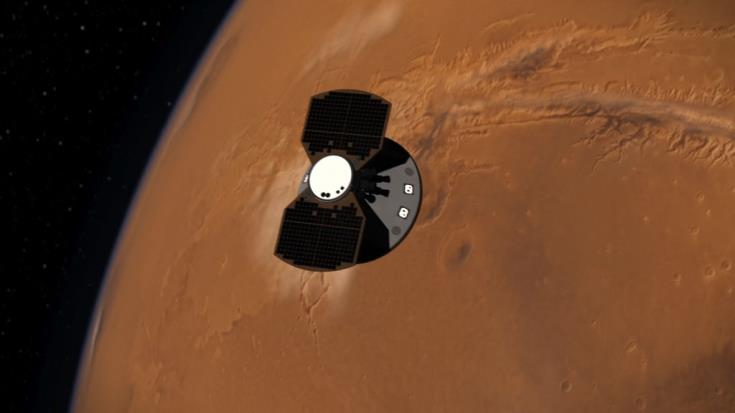Names of Cypriots in microchips travelling to Mars