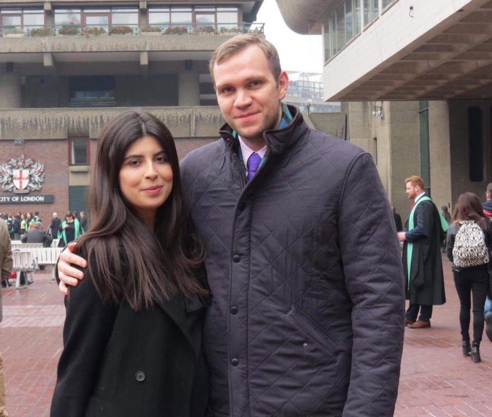Britain welcomes UAE pardon for jailed academic